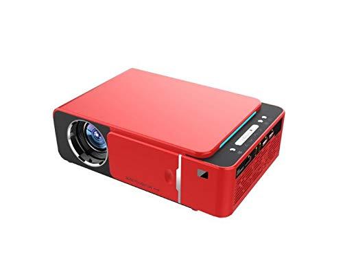 Mini proyector, proyector de Video portátil con Soporte ...