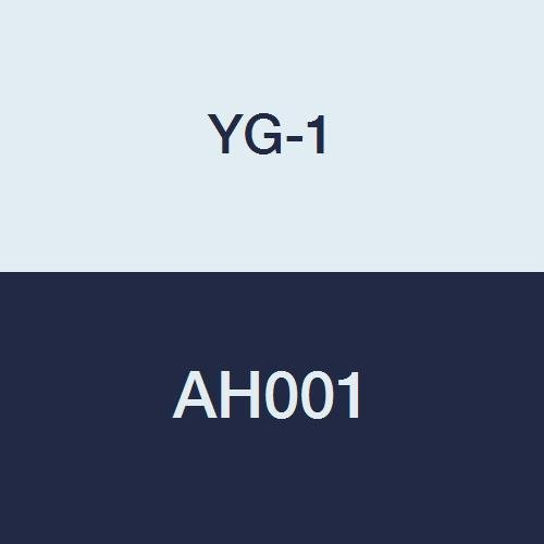 YG-1 AH001 Standard End Mill Holder EMH 3//16-2.50 BT40