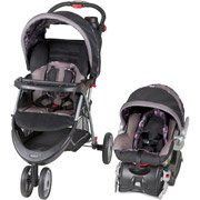 Baby Trend EZ Ride 5 Travel System Stroller With Flex Loc Infant Car Seat
