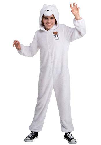 Amazon.com: Disfraz de oso de hielo para niño de We Bare ...