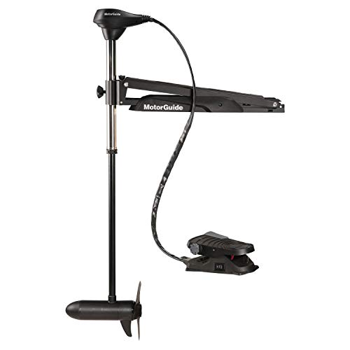"Motorguide 940200060 Motorguide X3-45Fw Fb 45"" 12V Foot-Operated"