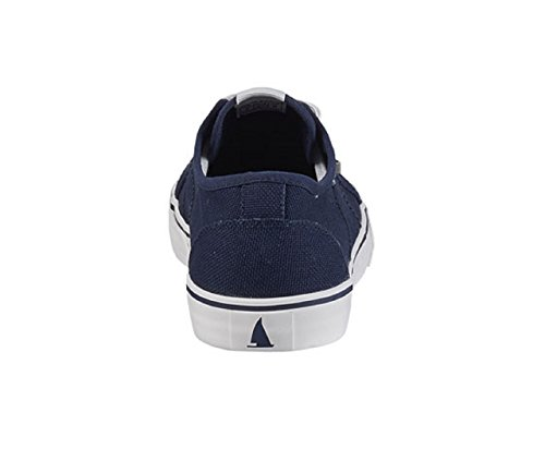 Musto Chaussures bateau Canvas 064-LO, Farbe:Navy;Taille:40