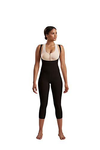 (Marena Recovery Mid-Calf-Length Girdle with High-Back, Step 2 (Pull on))