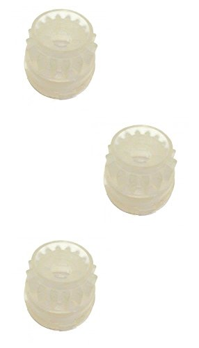 The ROP Shop (3) New Starter Gear PINIONS for Toro 28-9110 289110 Stens 150-451 Rotary 13037