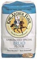 King Arthur Flour - Unbleached Bread Flour, 5 LB (2 Pack)