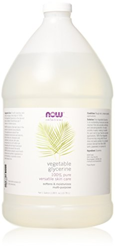 NOW Solutions Glycerine Vegetable, 16-Fluid Ounces