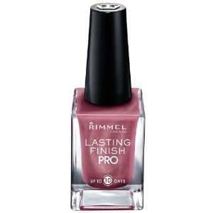Amazon.com : Rimmel Lasting Finish Pro Nail Polish Pink