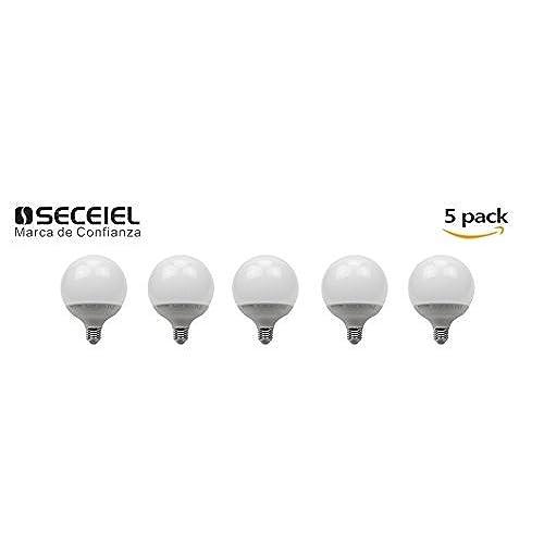 Led E27 Incandescente Ampoule G93équivalent Seceiel Globe 5RLqcA34j