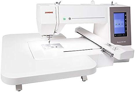 Janome MC 550E - Máquina de coser: Amazon.es: Hogar