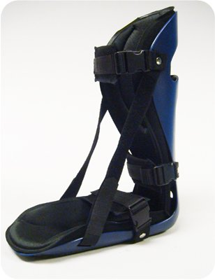 Bird and Cronin Night Splint Size: Large, Style: Slip-Resistant Tread