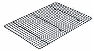 Chicago Metallic Extra Large Nonstick Cooling Rack 16.7-inch x 11.5-inch x .5-inch