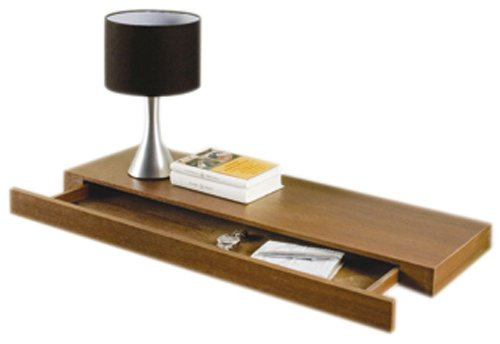 Chunky Floating Shelf With Drawer Old Version Amazoncouk DIY Classy Cheap Floating Shelves Uk
