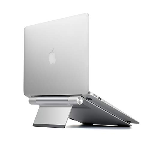 Viozon Laptop Cooler Stand Notebook Support Silver Aluminum