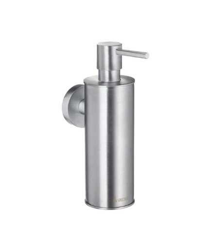 - Smedbo Home Soap Dispenser HS370 Brushed Chrome.Include Glue.Fixing Without Drilling
