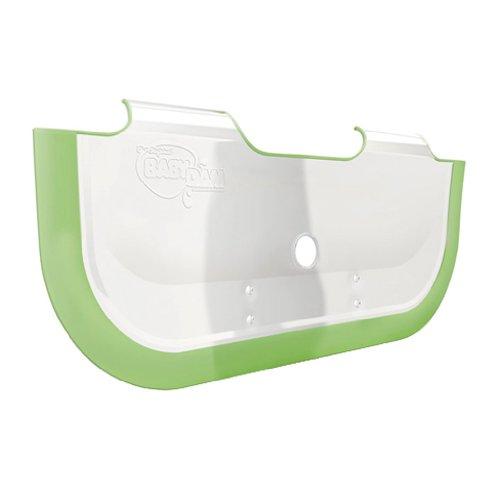 Babydam BDA-001 Badewannenverkleinerer neues Modell, grün/weiß