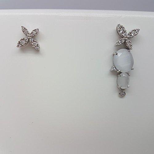Boucles d'Oreilles Fantaisie Femme Comete papillons élégante cod. H 110