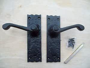 Pestillo para puertas tama/ño: 100mm, pack de 1 Bulk hardware BH01736