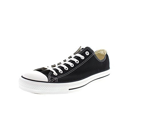 Converse Chuck Taylor All Star Ox, Unisex Adults' Low-top Sneakers Black (Nero)