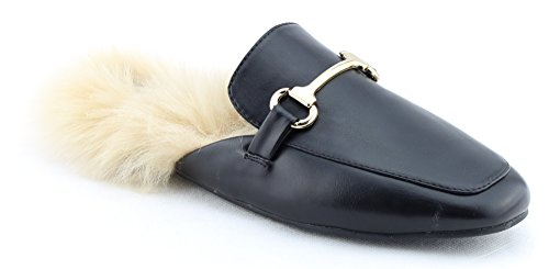 CALICO KIKI Women's Fashion Shoes Slip-On Mule Slide Loafer Flats