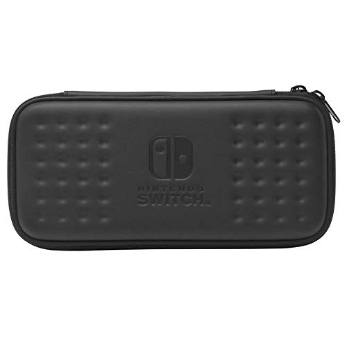 HORI Tough Pouch (Black) for Nintendo Switch Officially Licensed by ()