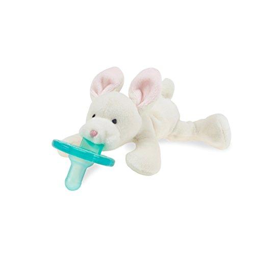 Bunny Pacifier - Wubbanub Infant Pacifier - Baby Bunny