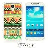OnlineBestDigital - National Pattern Hardback Case for Samsung Galaxy S4 IV I9500 / I9505 - Tribal Pattern