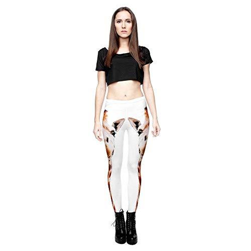 Hx Leggins Digital De 2 Cintura Fitness Pieces 3d Chándal Imprimir Yoga Fashion Lápiz Estiramiento Alta Ropa Pantalones Basic Leggings Elástico rqCEBZrwx