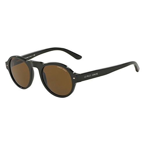 Giorgio Armani AR8053 535752 Green Full Rim Round Sunglasses Frames