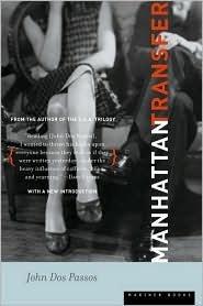 Download Manhattan Transfer: A Novel 1st (first) edition Text Only ebook