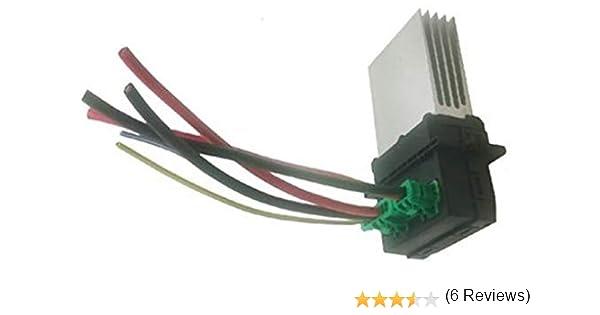 Motor de soplado resistencias, resistencia del ventilador del ventilador de calefacción, resistencia del ventilador ...