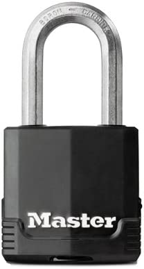 Master Lock Padlock Magnum 1-3//4 1-1//2 Ka To Key # 2682 Steel