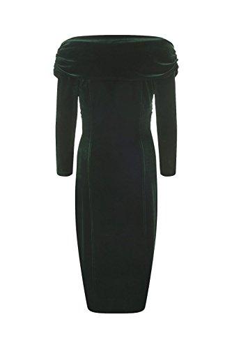 para Vestido Special Verde Bridal mujer qzwPCHZ