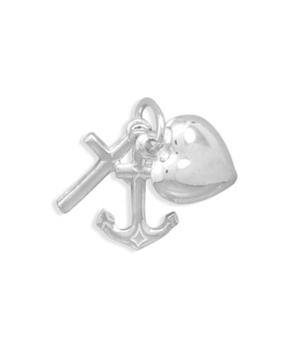 Corinna Maria Sterling Silver Anchor Pendant product image