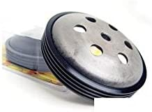 d=107mm Kupplungsglocke Malossi Wing-Bell f/ür Piaggio//Peugeot//Honda