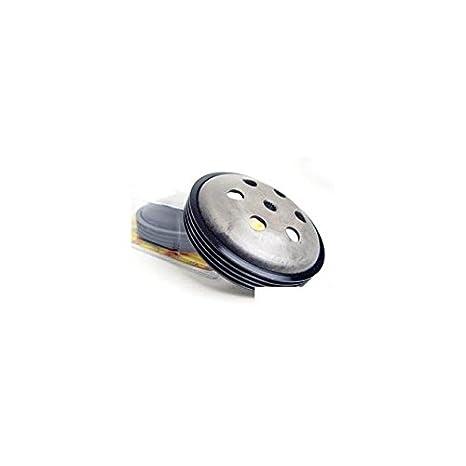 Campana de embrague (Malossi Wing de Bell para Piaggio/Peugeot/Honda, D=107 mm: Amazon.es: Coche y moto