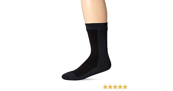 SealSkinz - de Senderismo para Hombre Calcetines de Longitud Media: SealSkinz: Amazon.es: Deportes y aire libre