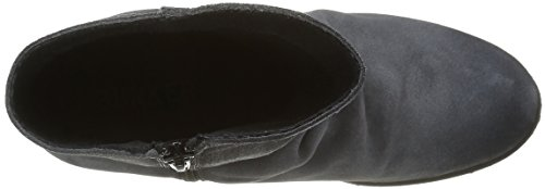BUNKER Booty, Botines para Mujer Negro - Noir (Carbon)