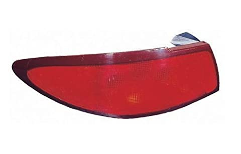 Ford Escort (Coupe ZX2) Replacement Tail Light Unit - Driver Side