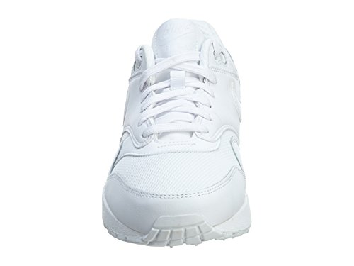 Nike Air Max 1 (gs) Formatori 555766 Sneakers Scarpe Bianche