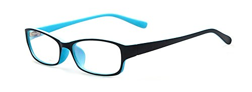Outray Kids Retro Rectangle Clear Lens Glasses - For Glasses Fake Reading Kids