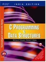 C Programming & Data Structures (JNTU) w/CD