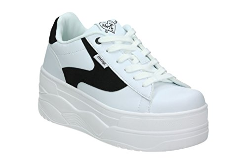 Sneakers Femme Basses 69282 Mtng Blanc Paq5tw
