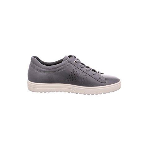 Ecco 23520302244 - Zapatos de cordones para mujer gris