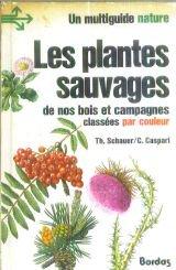 PLANTES SAUVAGES par Claus Caspari