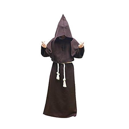 AFCITY Disfraz de Halloween para disfraz de Halloween ...