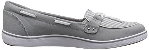 Sneakers Core Grasshoppers Women's Windham Grey Drizzle Keds Canvas XaP6qxt4Xw