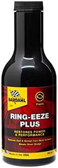 BARDAHL(バーダル) RING-EEZE PLUS(ガソリン・ディーゼル共通)遅効性洗浄 オイル添加剤 350ml