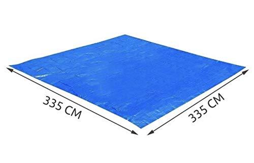 Bestway Steel Pro – Piscina Desmontable Tubular 305×76 cm Depuradora de Cartucho de 1.249 litros/Hora