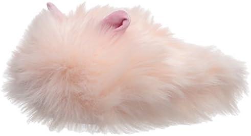 b6a7b7b5752 Steve Madden Girls' JBUNIEV Slipper, Pink, Small M US Big Kid ...