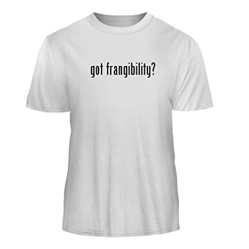 Tracy Gifts got Frangibility? - Nice Men's Short Sleeve T-Shirt, White, Large